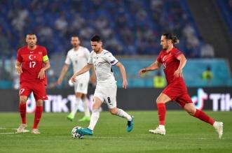 إيطاليا وتركيا - يورو 2020 - منتخب إيطاليا