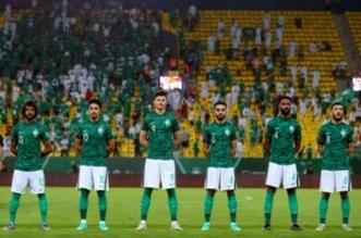 تصفيات مونديال 2022 - المنتخب السعودي - السعودية وسنغافورة