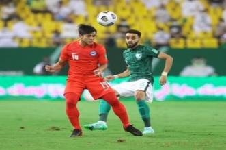 محمد البريك - المنتخب السعودي