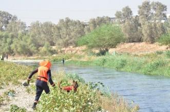 سقوط طفل في وادي الحاير أثناء خروجه مع أسرته للتنزه - المواطن