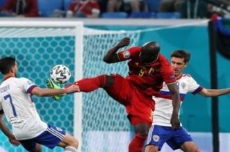 بلجيكا ضد روسيا - روميلو لوكاكو
