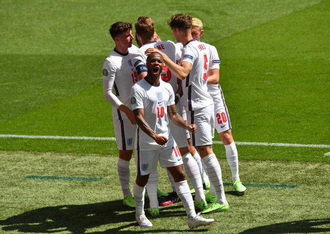 سترلينج يحسم الفوز للإنجليز بـ مباراة إنجلترا وكرواتيا