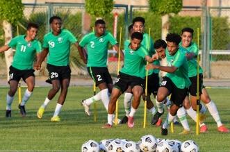 المنتخب السعودي - السعودية وتونس