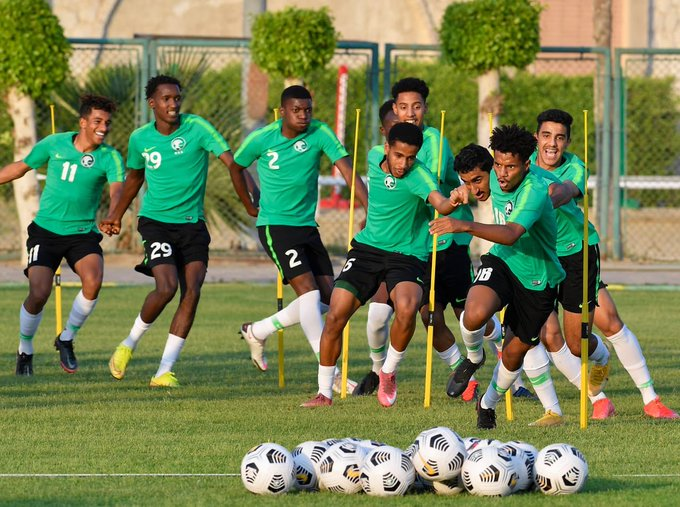 موعد مباراة السعودية وتونس