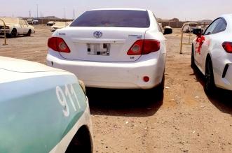 ضبط قائد مركبة يمارس التفحيط داخل حي سكني بجدة - المواطن