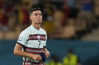 كريستيانو رونالدو - بلجيكا ضد البرتغال