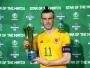 جاريث بيل - منتخب ويلز - إيطاليا ضد ويلز