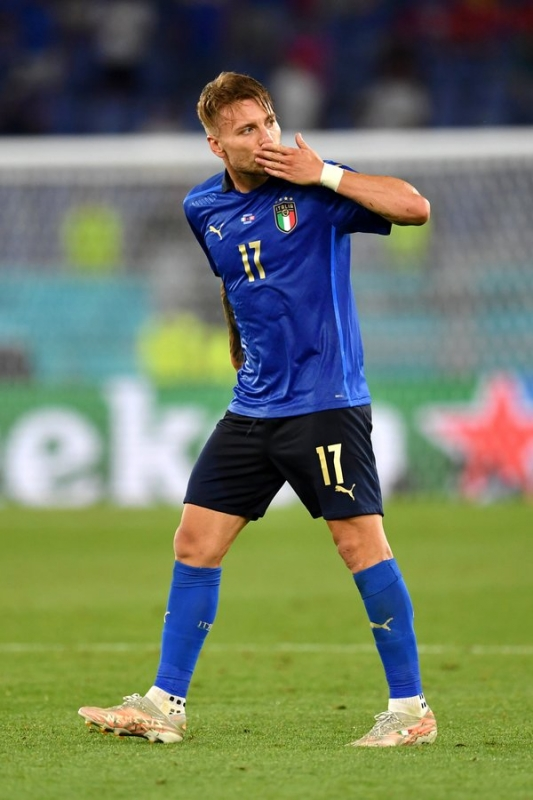تشيرو إيموبيلي - منتخب إيطاليا