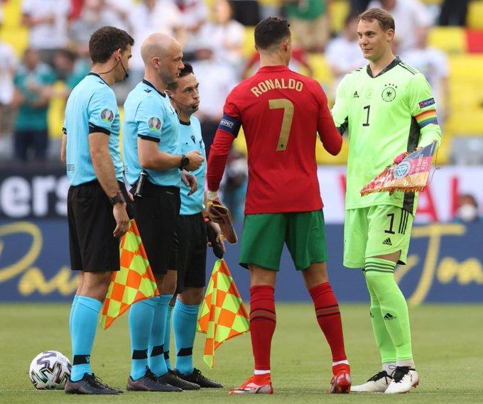 البرتغال ضد ألمانيا