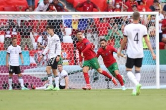 البرتغال ضد ألمانيا - كريستيانو رونالدو