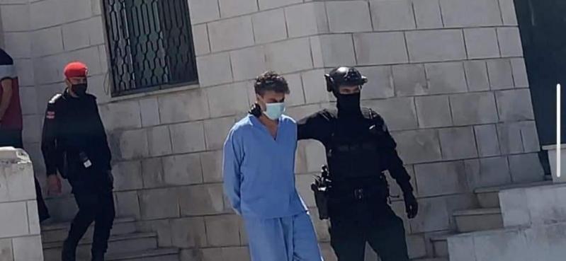 بالبدلة الزرقاء.. محاكمة باسم عوض الله والشريف حسن في قضية الفتنة بالأردن - المواطن