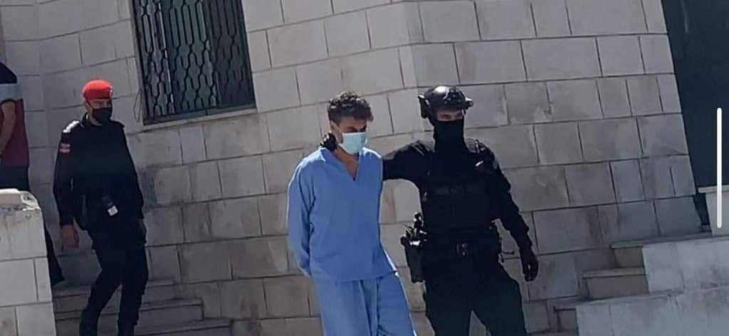 بالبدلة الزرقاء.. محاكمة باسم عوض الله والشريف حسن في قضية الفتنة بالأردن