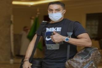 سالم الدوسري - المنتخب السعودي الأولمبي