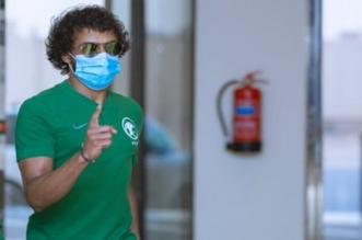 ياسر الشهراني - المنتخب السعودي الأولمبي
