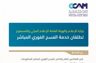 إطلاق خدمة الفسح الفوري للمطبوعات الخارجية الإلكترونية - المواطن