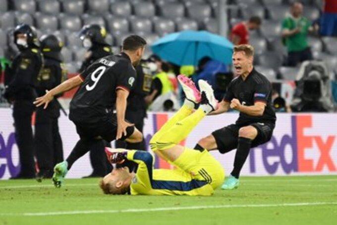 ألمانيا تُبطل مفعول مفاجآت منتخب المجر وتتأهل لثمن النهائي