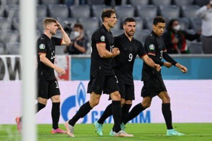 ألمانيا ضد المجر