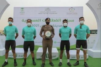 دراجو الدفاع المدني يحققون المركز الرابع في بطولة القطاعات العسكرية - المواطن