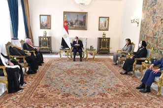 الرئيس المصري يستقبل وزير التجارة ويؤكد الحرص على تعزيز العلاقات مع المملكة - المواطن