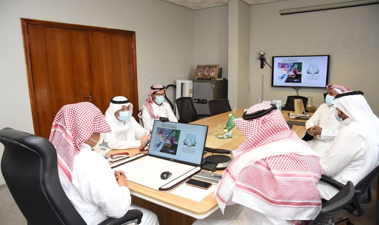 مشروع إلكتروني لصرف الميزانية التشغيلية بتعليم عسير - المواطن
