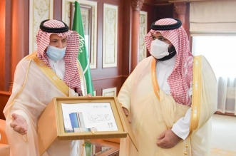 سمو الأمير محمد بن عبدالعزيز يهنئ جامعة جازان لحصولها على الاعتماد البرامجي