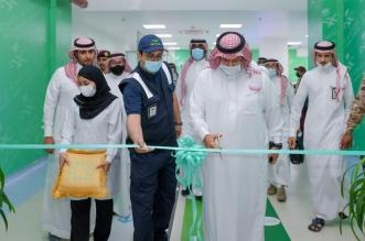 الأمير تركي بن طلال يدشن المرحلة الأولى من مشروع المستشفى الميداني بمنطقة عسير