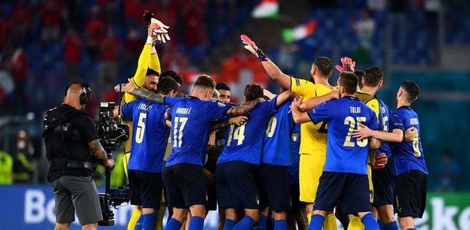 تصريحات مانشيني تكشف هدف منتخب إيطاليا في اليورو