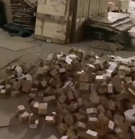 مداهمة مستودعات وضبط 280 ألف قطعة غيار سيارات مغشوشة