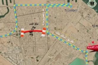 إغلاق طريق الملك خالد بمحافظة الخبر بالاتجاهين - المواطن