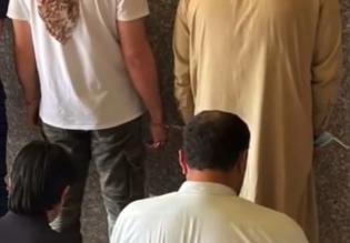 ضبط 8 مقيمين انتحلوا صفة الأمن وسرقوا 415 ألف ريال رواتب عمالة - المواطن