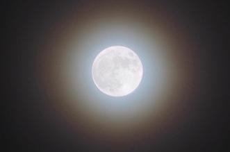 في هذه الحالة يمكن رؤية إكليل القمر اليوم - المواطن