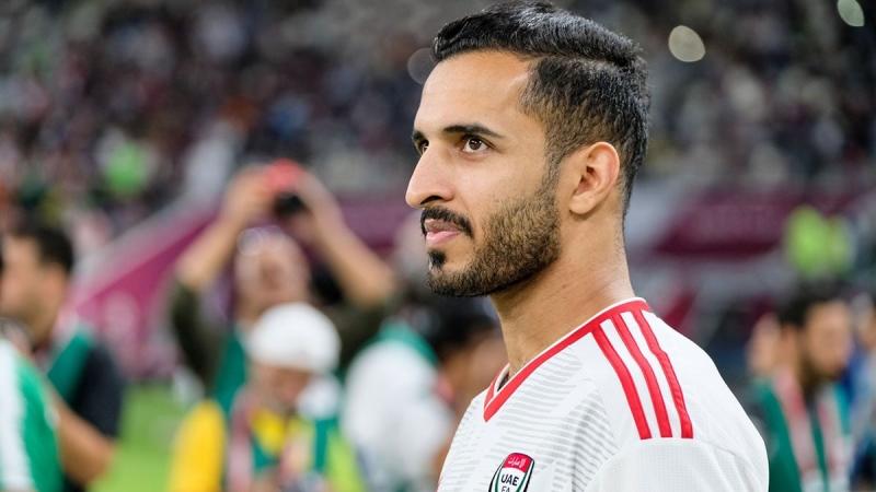 الإماراتي علي مبخوت