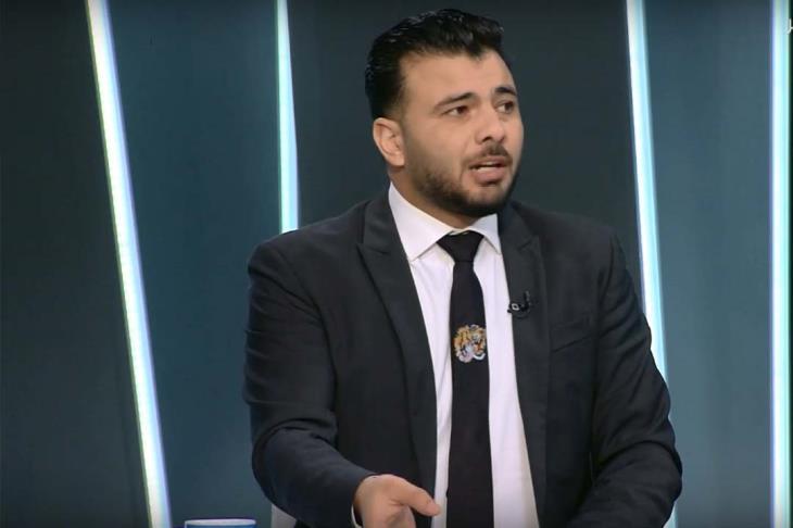 جماهير الأهلي المصري تساند عماد متعب