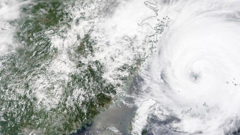 إعصار شديد يضرب الصين بعد الفيضانات المدمرة - المواطن