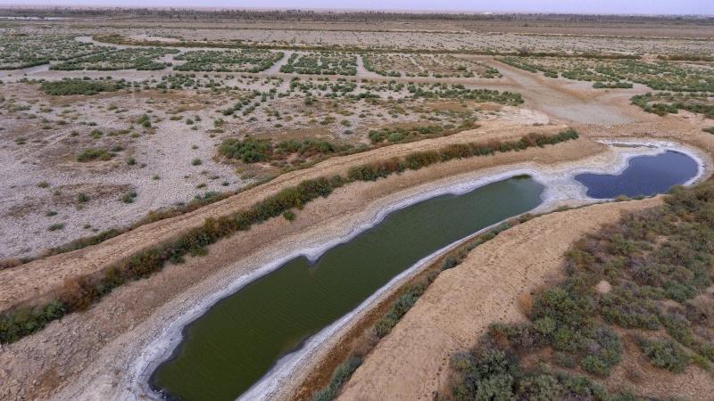 إيران تقطع الماء عن العراق - المواطن