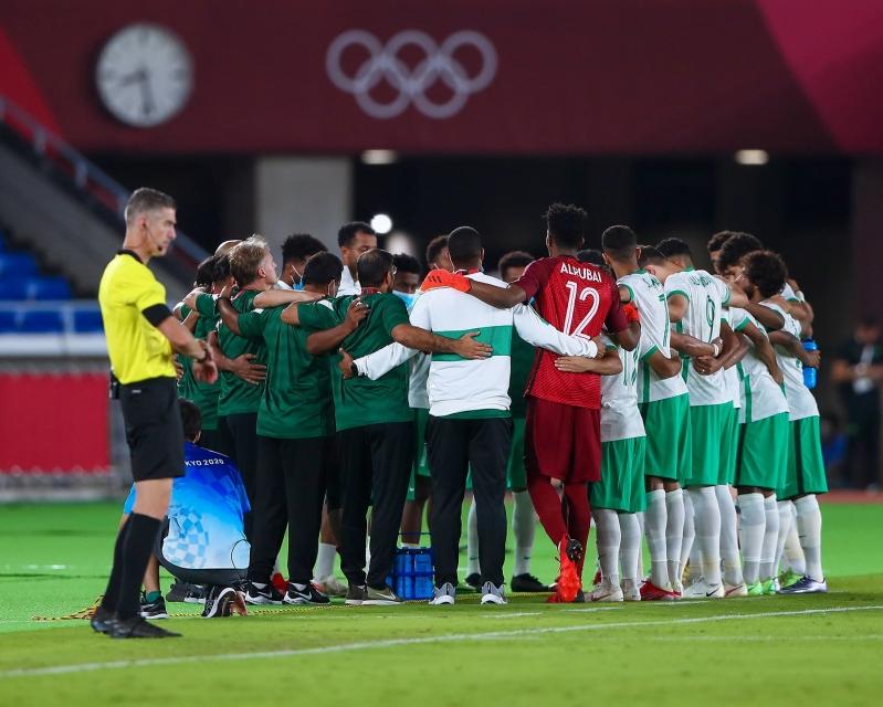 الأخضر الأولمبي