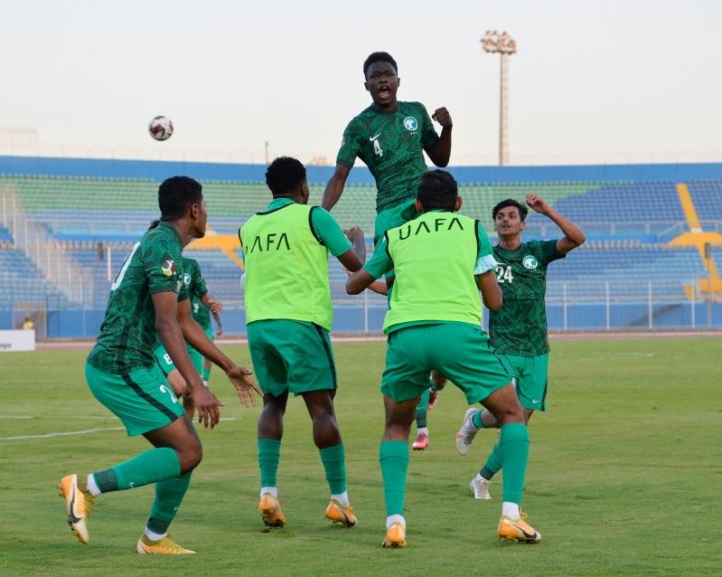 الأخضر في كأس العرب للشباب
