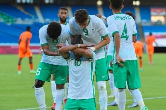 الأخضر - المنتخب السعودي الأول