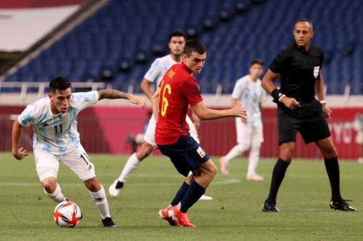 الأرجنتين ضد إسبانيا