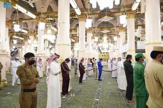 التزام بالبروتوكولات الصحية في جوامع ومساجد السعودية خلال صلاة العيد - المواطن