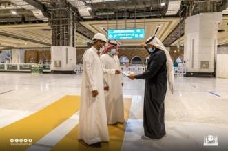 100 لوحة إرشادية إلكترونية بالمسجد الحرام خلال موسم الحج - المواطن