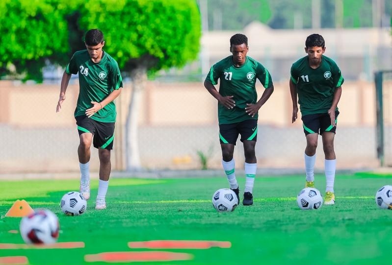 المنتخب السعودي تحت 17 عاما