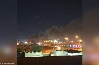 قتلى بحريق في مستشفى عزل مصابي كورونا بالناصرية العراقية - المواطن