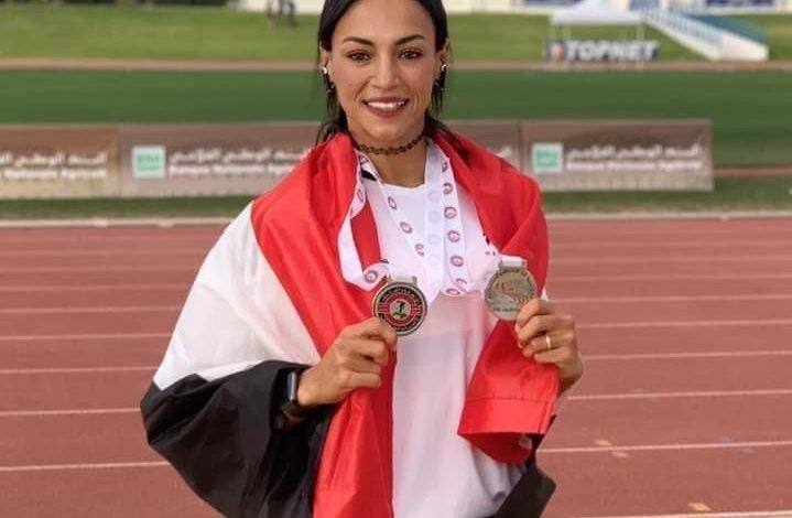المصرية بسنت حميدة تغيب عن الألعاب الأولمبية الصيفية 2020