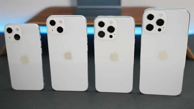 تسريبات عن iPhone 13 تكشف عن شكل شاحن جديد