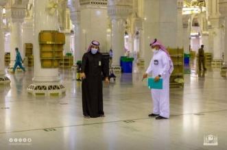 رئاسة الحرمين تجهز مواقع لتنظيم حركة دخول الحجاج لأدوار صحن المطاف - المواطن