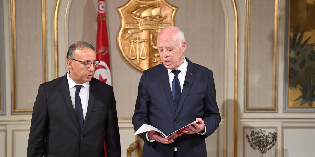 تكليف رضا غرسلاوي بتسيير وزارة الداخلية في تونس