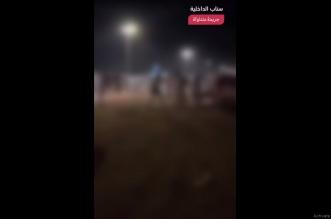 القبض على 7 مواطنين ووافد تورطوا في مشاجرة بحفر الباطن - المواطن