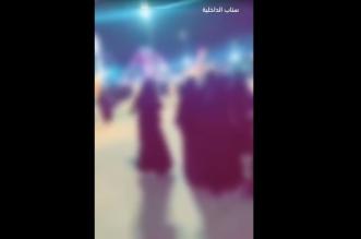 القبض على مواطن أخاف مرتادي أحد المهرجانات بالقصيم بمسدس لعبة - المواطن