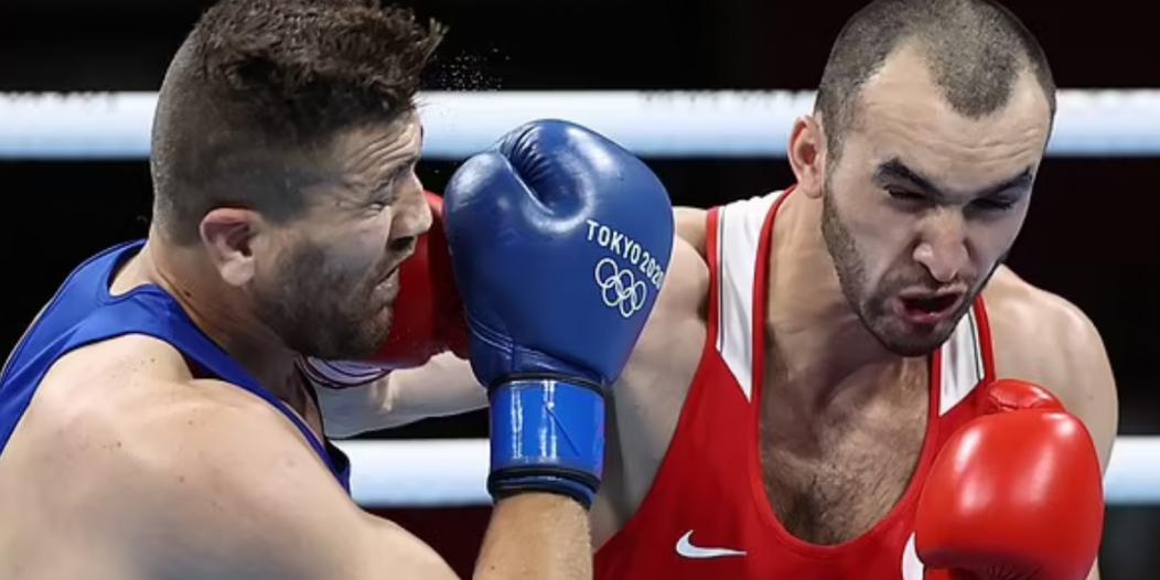 شاهد.. ملاكم مغربي يعض أذن منافسه في أولمبياد طوكيو !